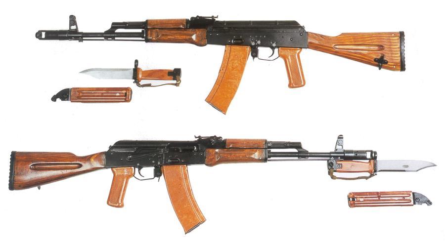 Армейски колекционерски автомат Калашников – АК 74 – кал. 5.45 м
