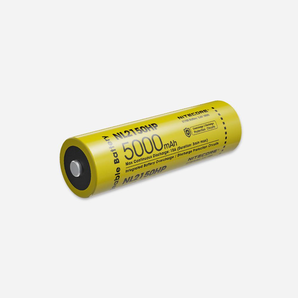 Зарядна батерия Nitecore 21700 NL2150HP 5000 mAh