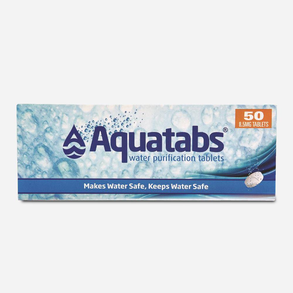 BCB Таблетки за пречистване на вода