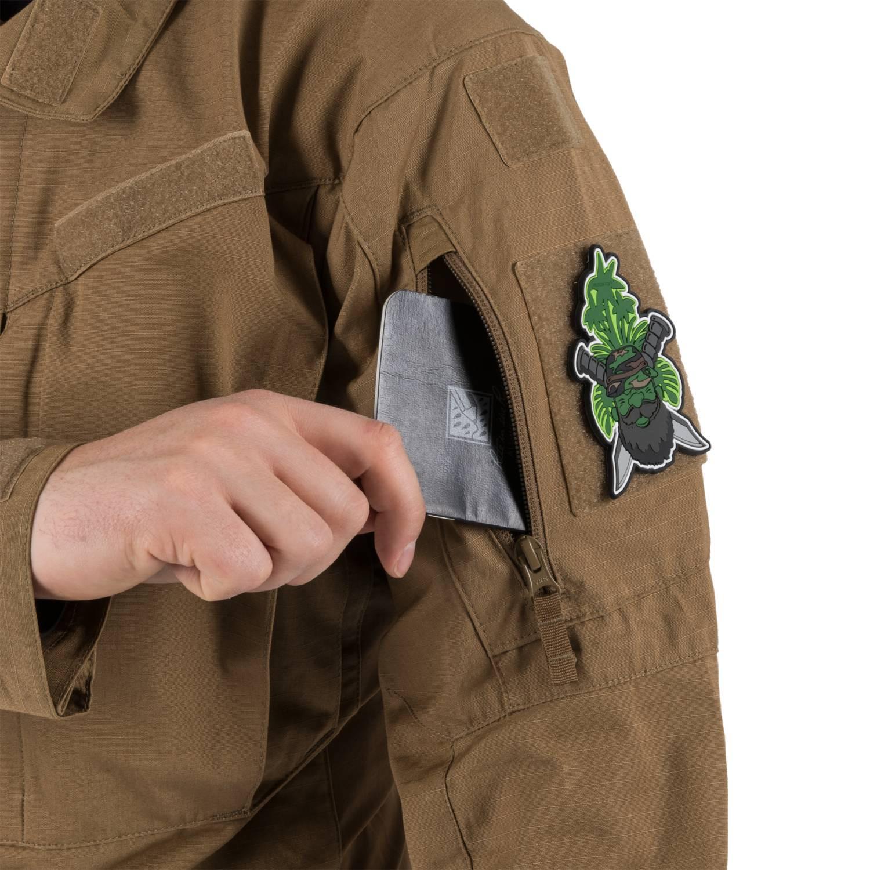 Тактическа риза Helikon-tex MBDU SHIRT® – NYCO RIPSTOP Black