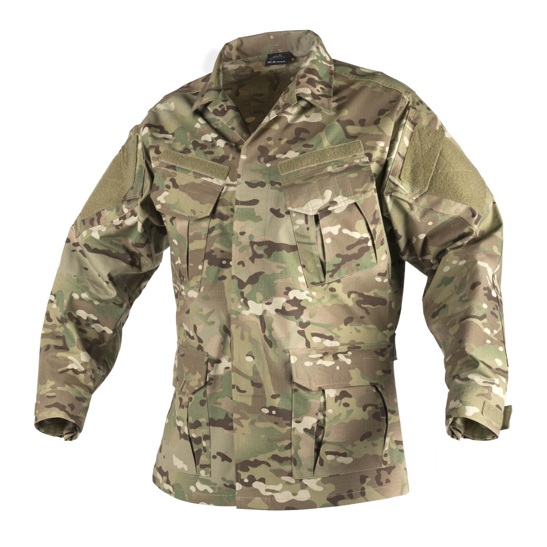 Риза Helikon-tex SFU Next Shirt PoliCotton Ripstop Camogrom