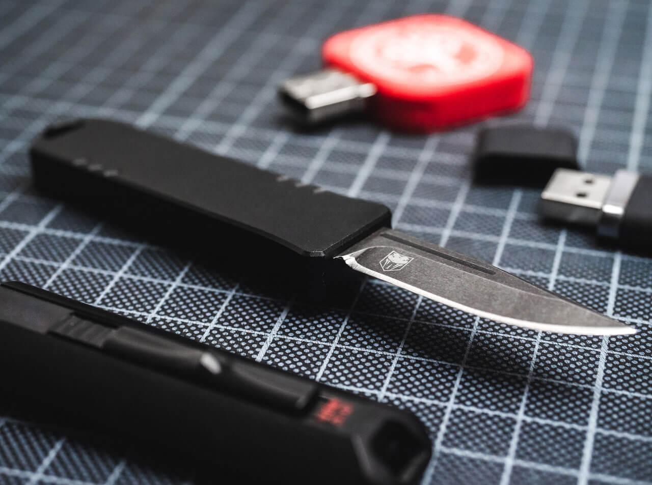Автоматичен Нож Boker USB OTF