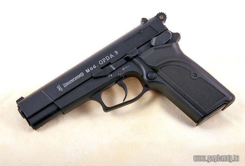 Газов Пистолет Browning GPDA9 Оксидиран