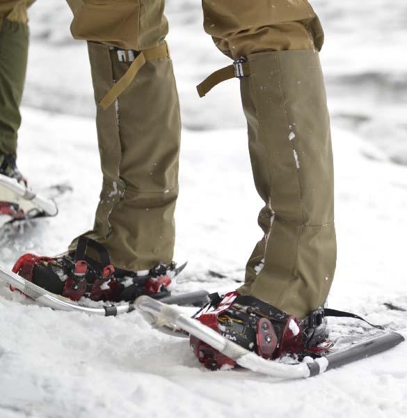 Гети Snowfall Long Gaiters® – Cordura® COYOTE