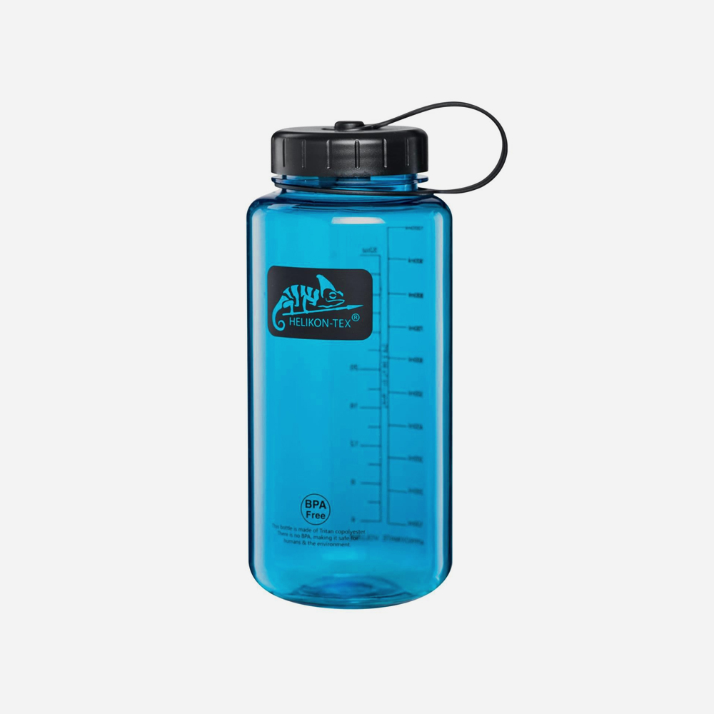 Бутилка за вода Helikon-Tex Tritan® 1л Blue/Black
