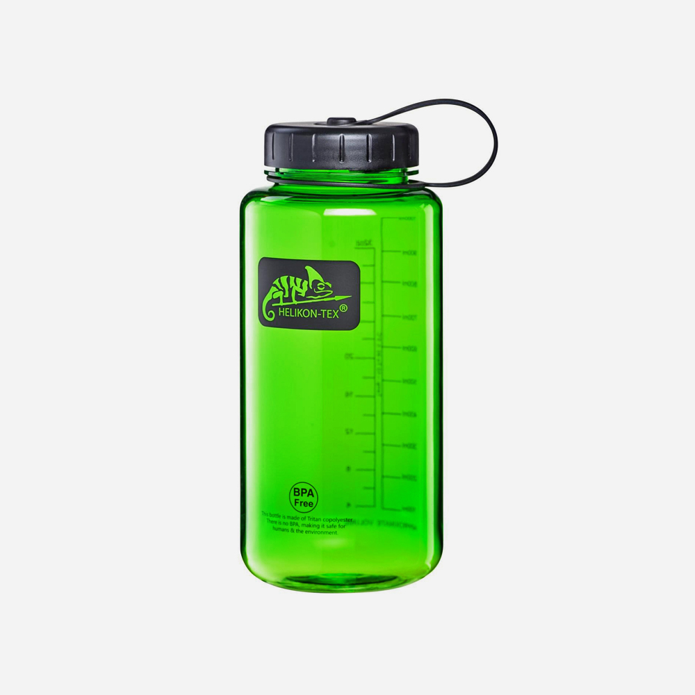 Бутилка за вода Helikon-Tex Tritan® 1л Green/Black