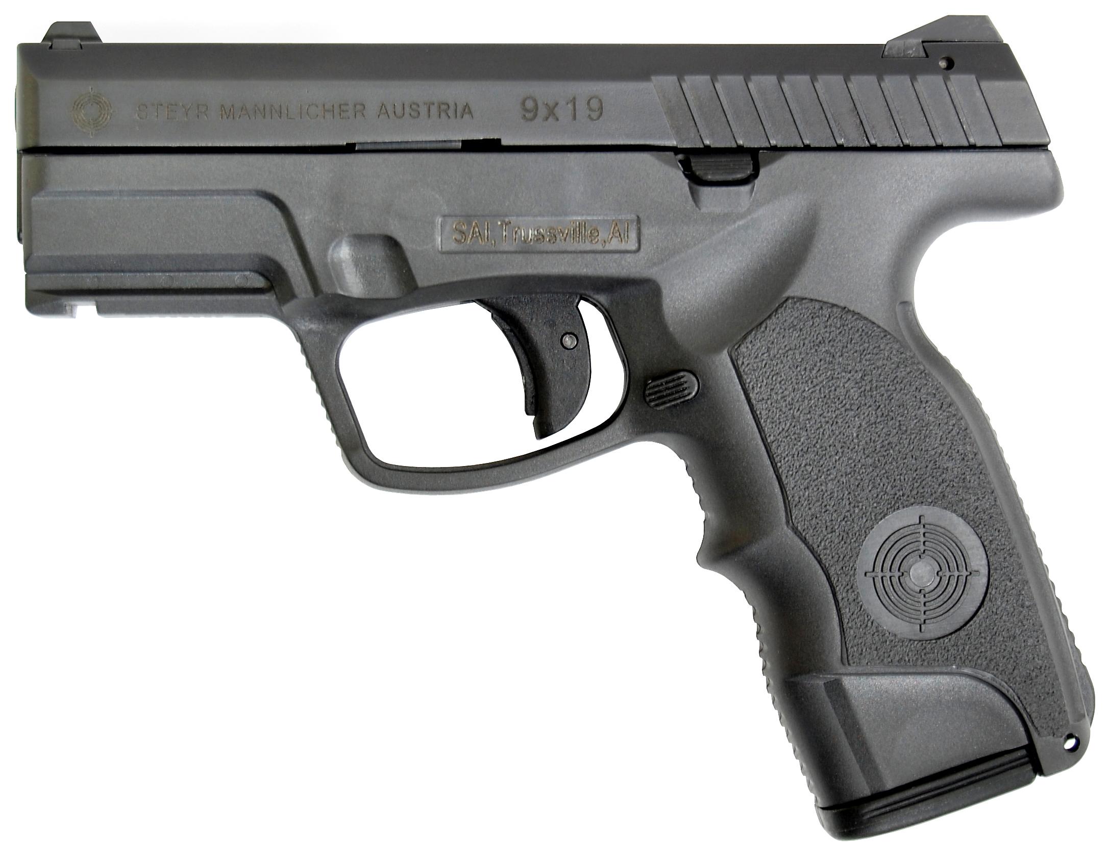 Боен пистолет Steyr C9-A1