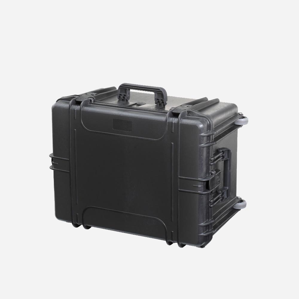 Куфар Водонепромокаем CASE MEGALINE 620х460х340 с колела