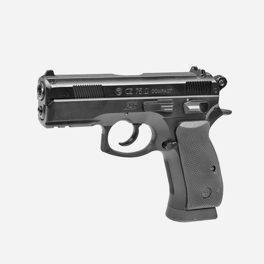 Въздушен пистолет ASG CZ 75D Compact AIRGUN
