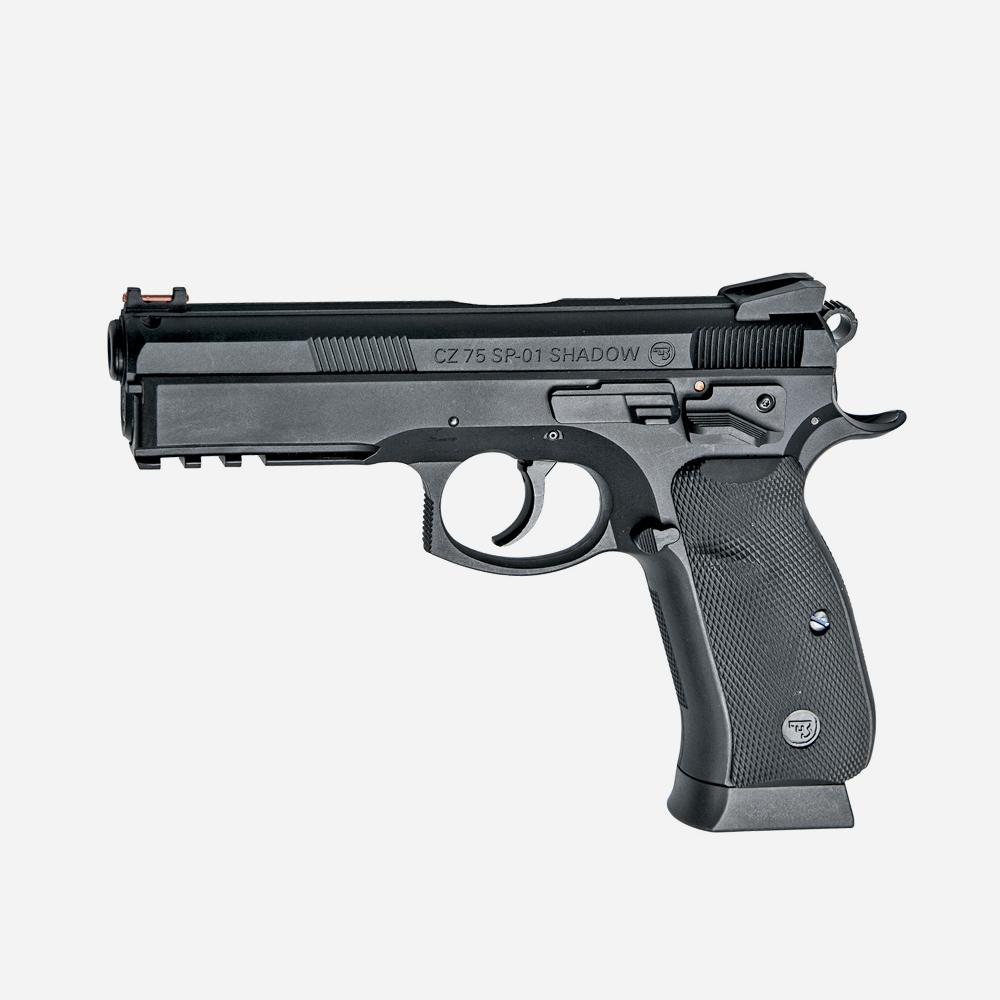 Въздушен пистолет ASG CZ SP-01 SHADOW AIRGUN