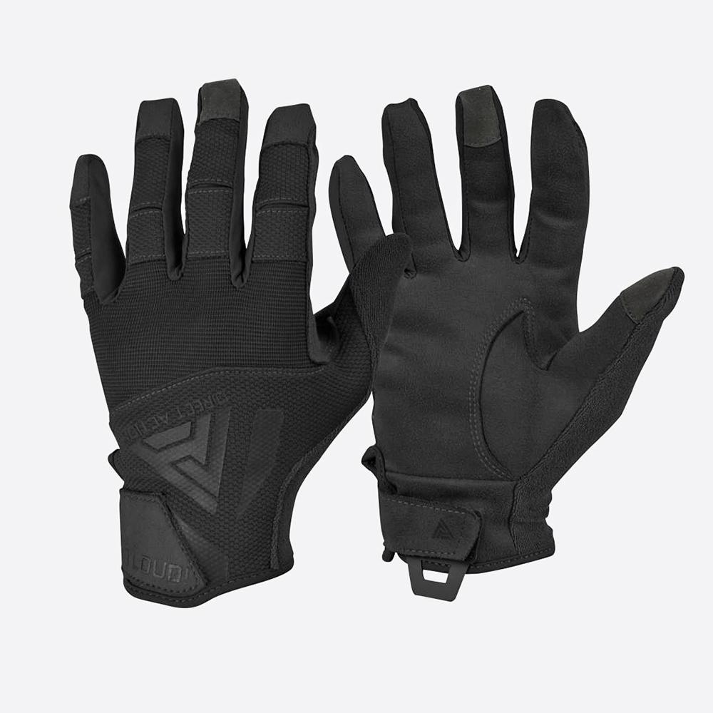 Тактически ръкавици DIRECT ACTION® HARD GLOVES black