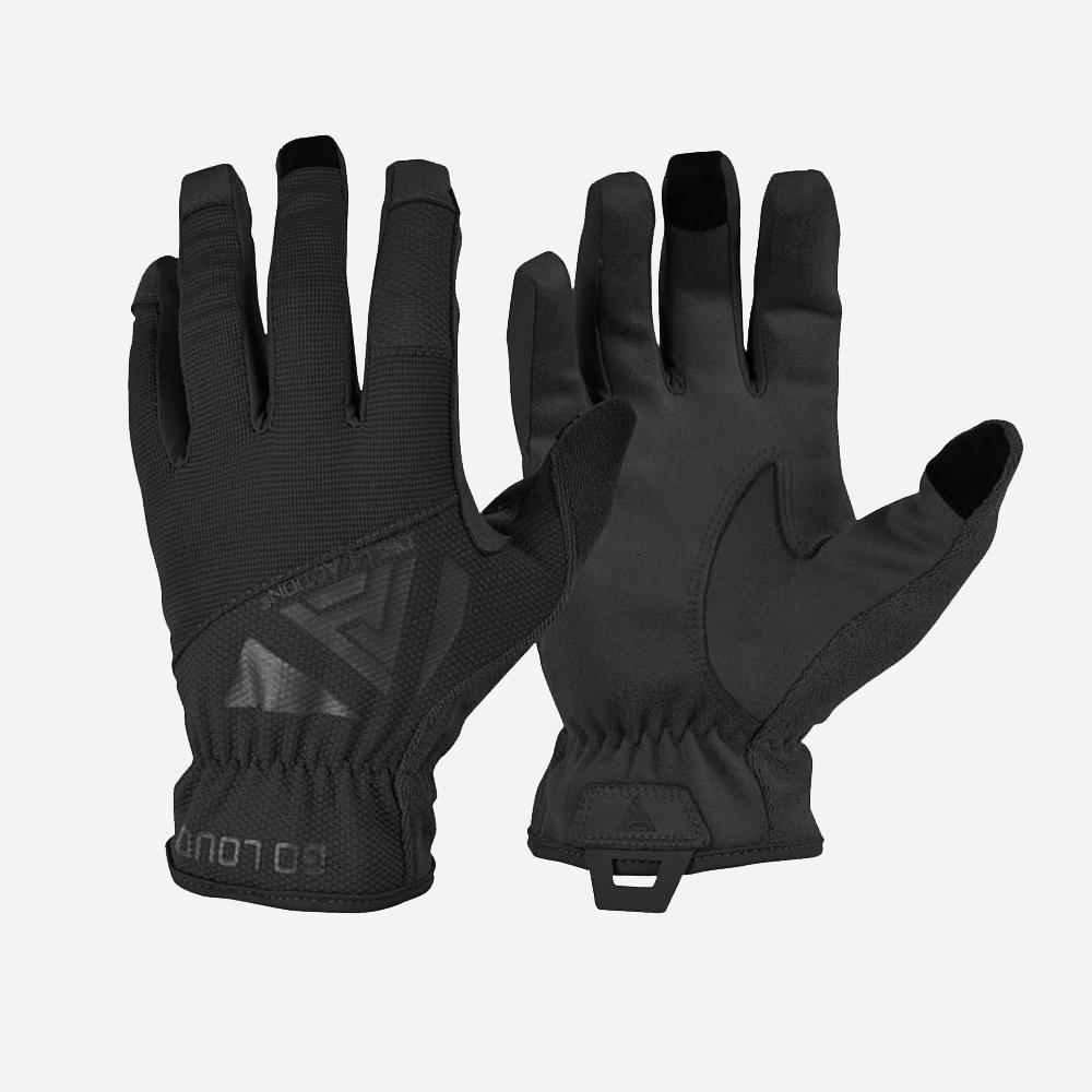 Тактически ръкавици DIRECT ACTION® LIGHT GLOVES black