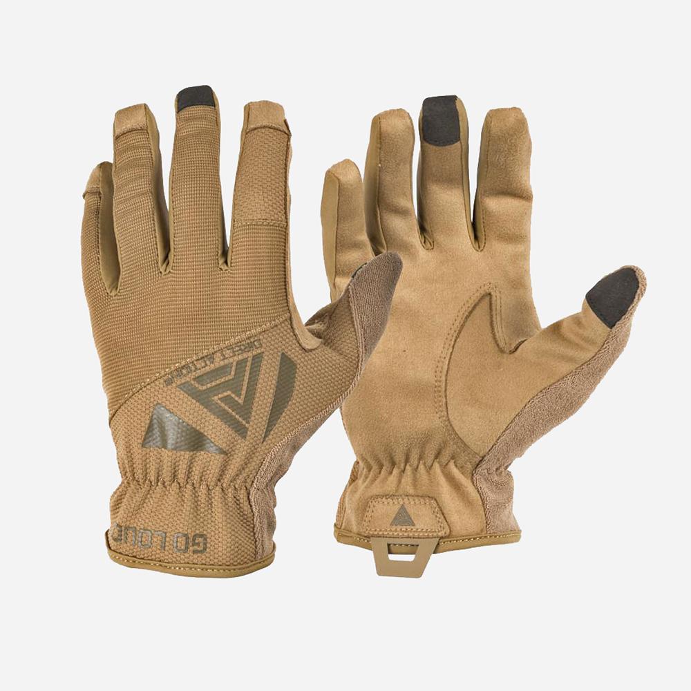 Тактически ръкавици DIRECT ACTION® LIGHT GLOVES coyote