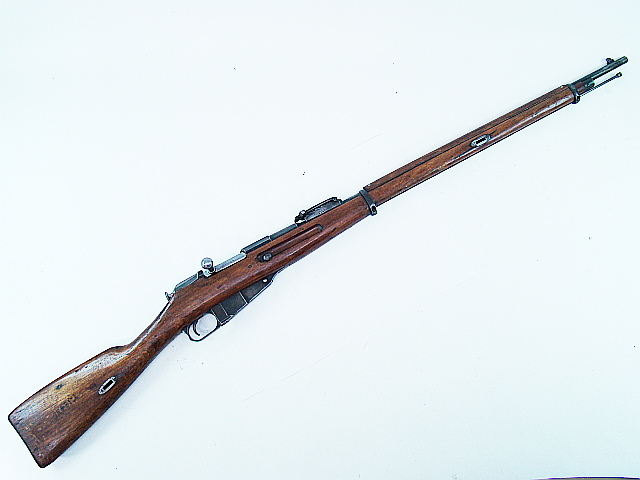 Руска колекционерска пушка Мосин Наган