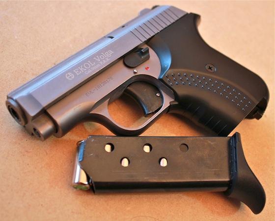 Газов пистолет Ekol Volga – Gas Alarm Pistol Ekol Volga