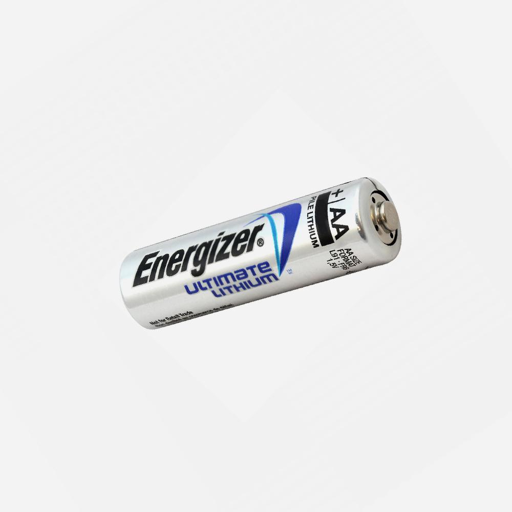 Литиева батерия Energizer Ultimate Lithium AA 1.5 V L91 (HR6)