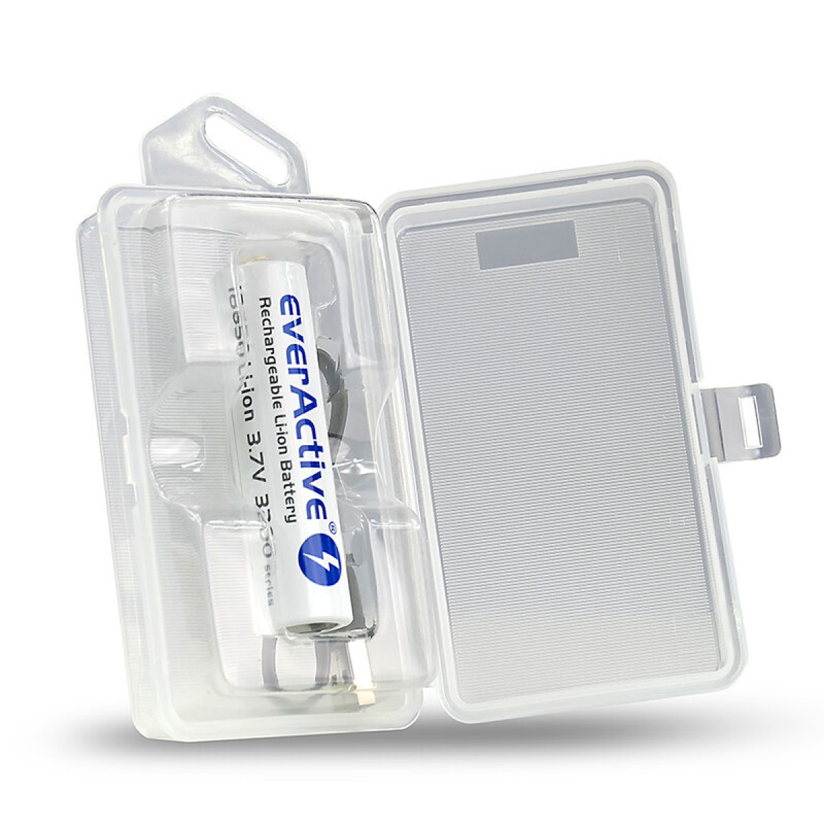 Зарядна литиево-йонна батерия EverActive 18650 3200mAH с micro USB зареждане