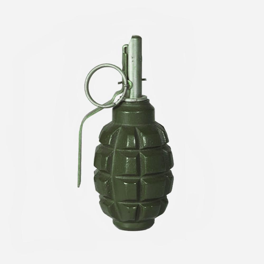 Обезопасена ръчна граната Ф-1