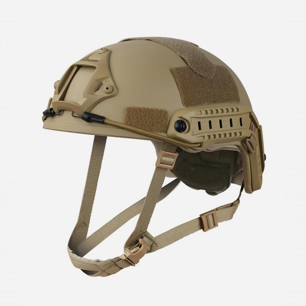 Airsoft Каска Kombat UK Fast Helmet Coyote