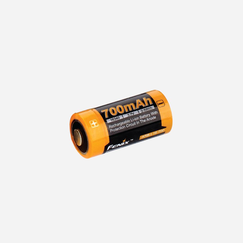 Зарядна батерия Fenix Akku 16340 700 mAh