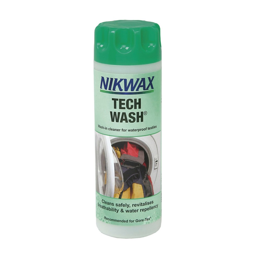 Препарат за пране Nikwax Tech Wash 300мл – Nikwax Tech Wash