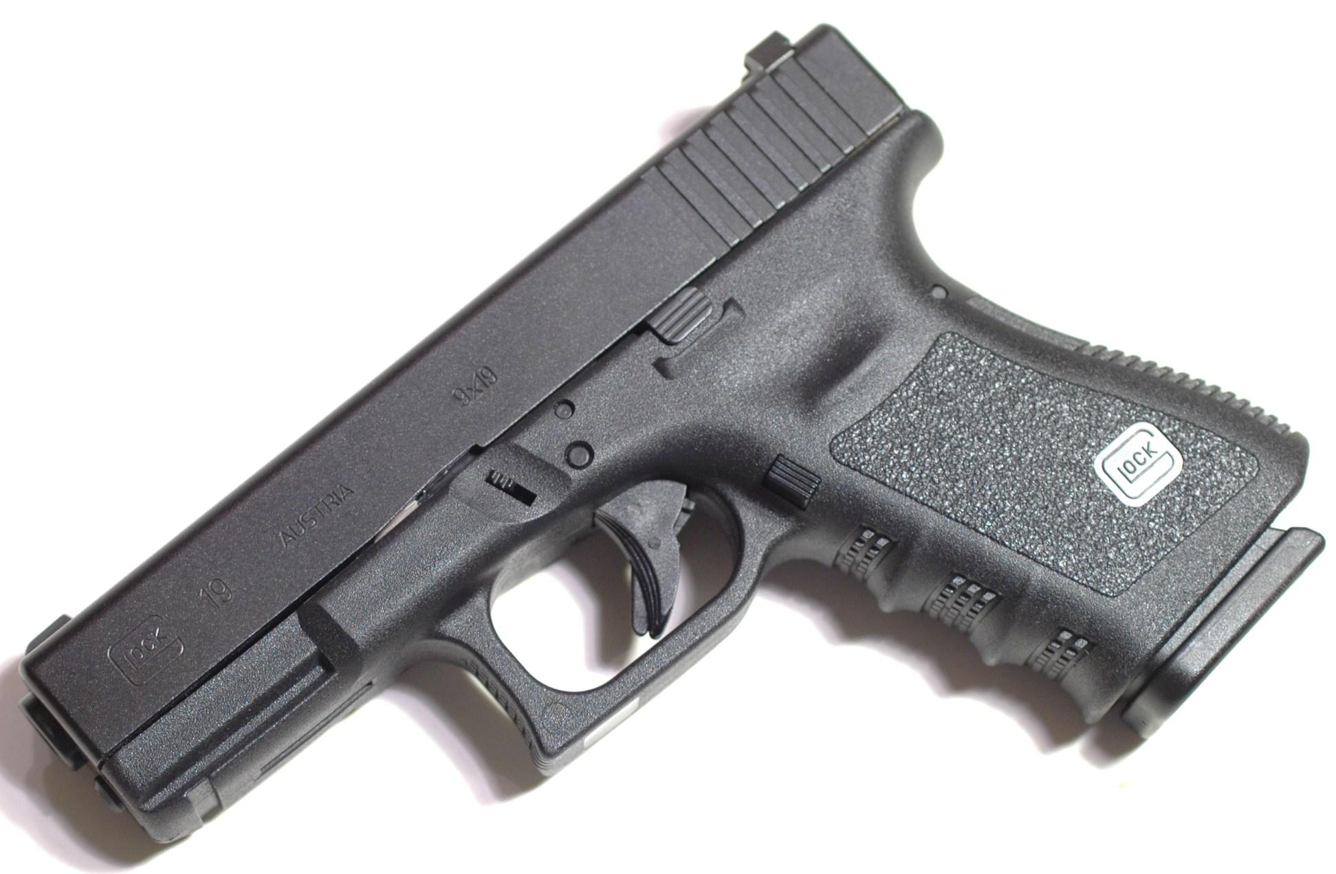 Боен пистолет Glock 19