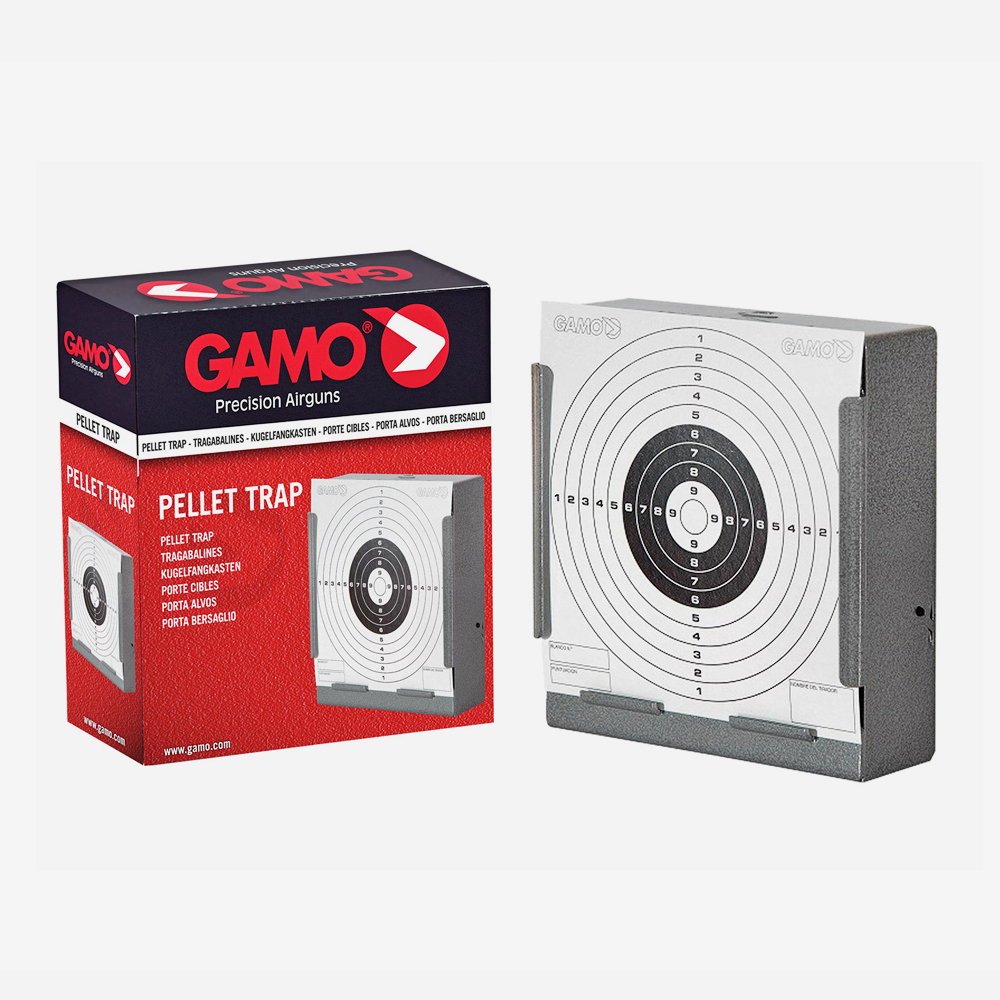 Метална кутия за мишени Gamo