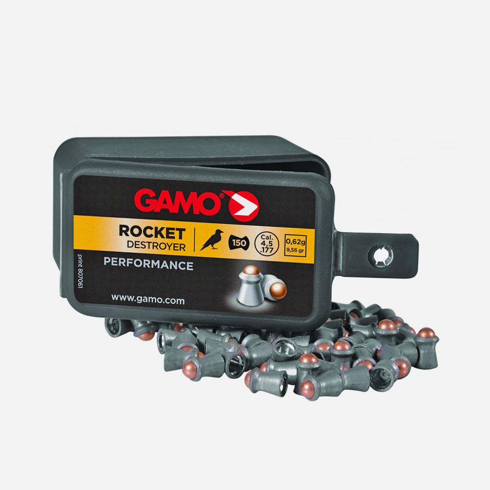 Чашки Gamo Rocket 4.5 мм – Pellet Gamo Rocket 4.5 mm