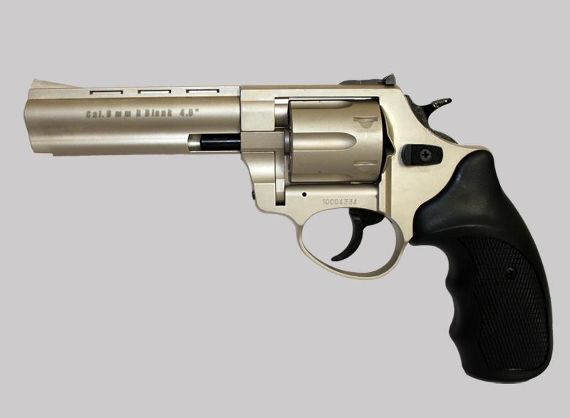 Газов револвер Zoraki R1 4.5″, 9мм, 6 заряден