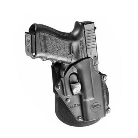 Тактически кобур FOBUS GL-2 RSH за пистолет GLOCK 17, 19, 22