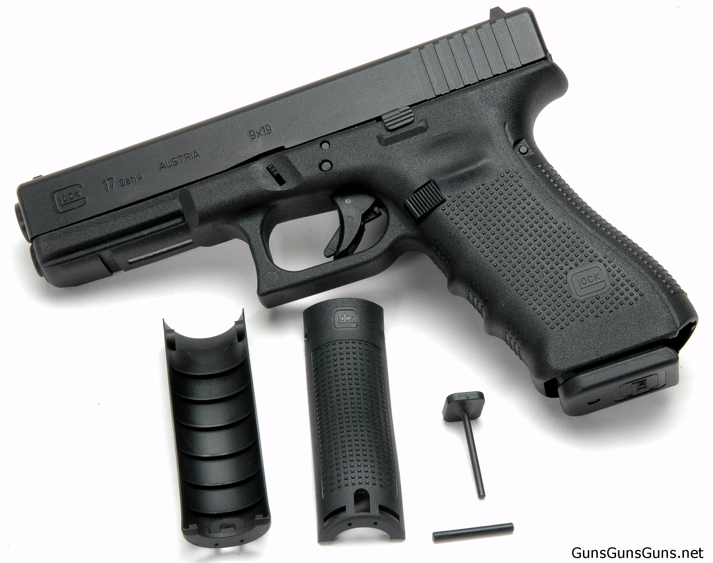 Боен пистолет Glock 17 – 4 Gen