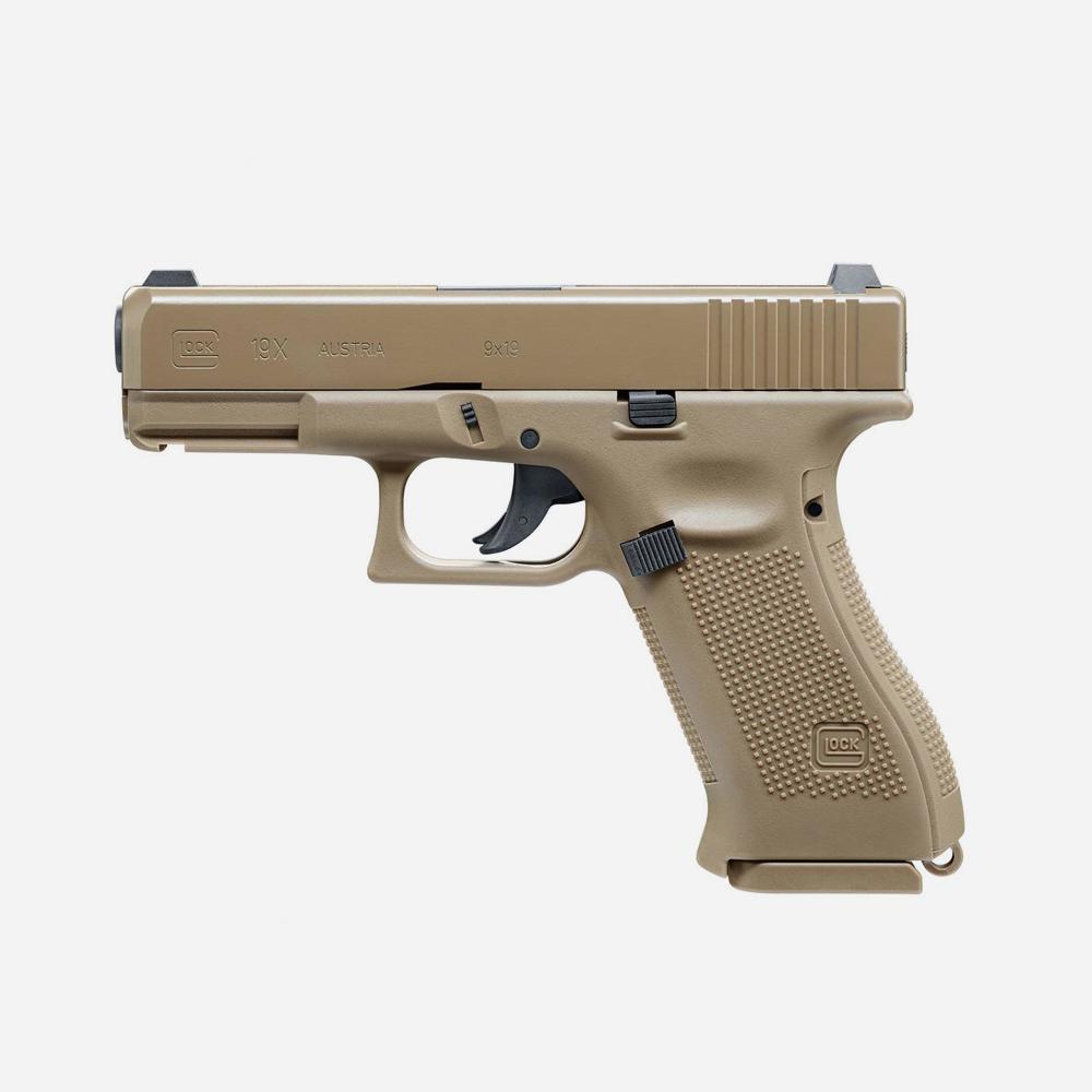 Въздушен пистолет Umarex GLOCK 19X 4.5мм