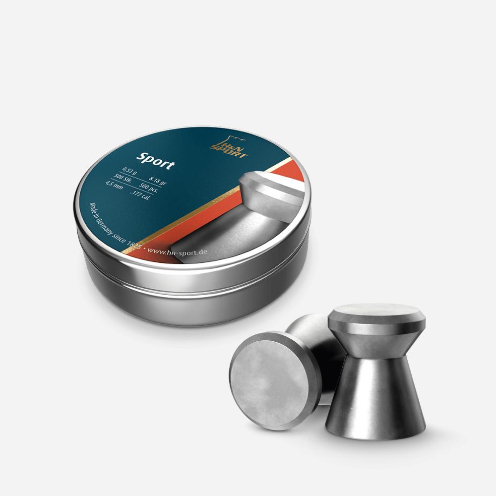 Чашки H & N Diabolo Sport 4.5 мм – Pellet H & N Diabolo