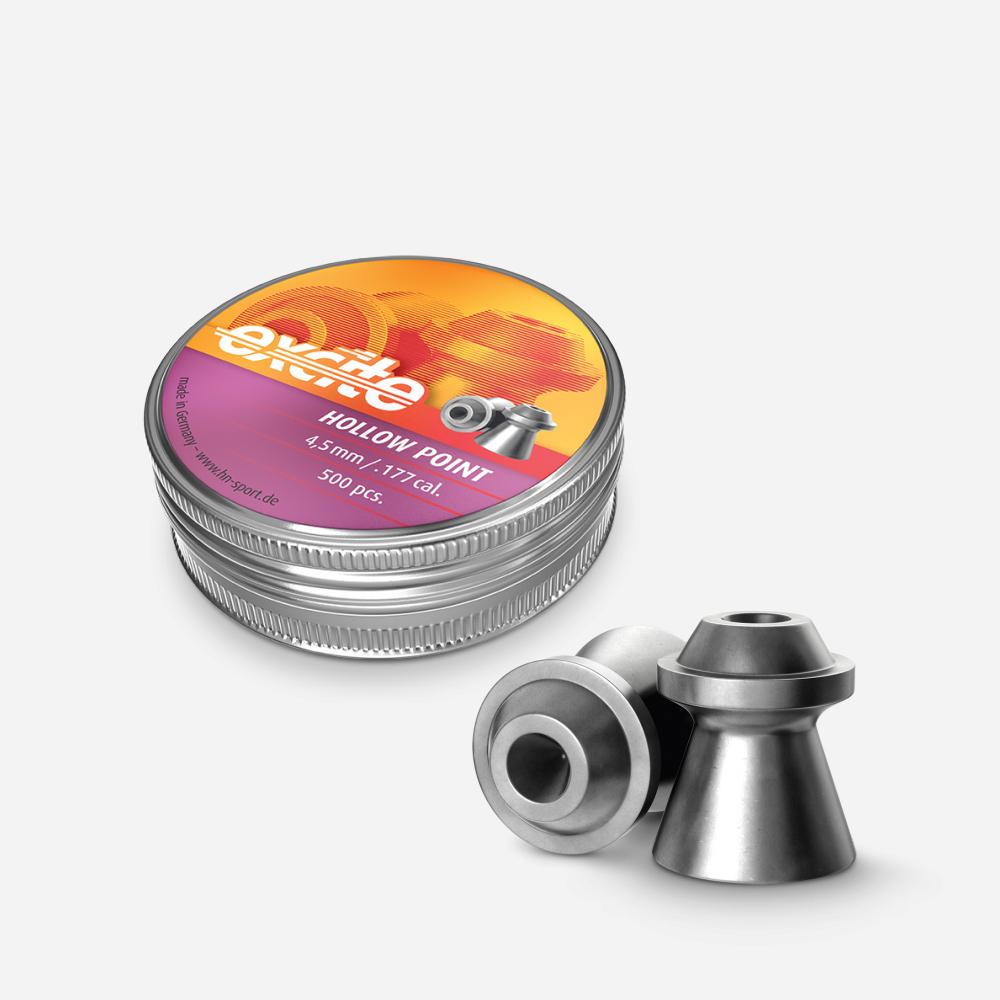 Чашки H & N Hollow Point 4.5 мм – Pellet H & N Hollow Point