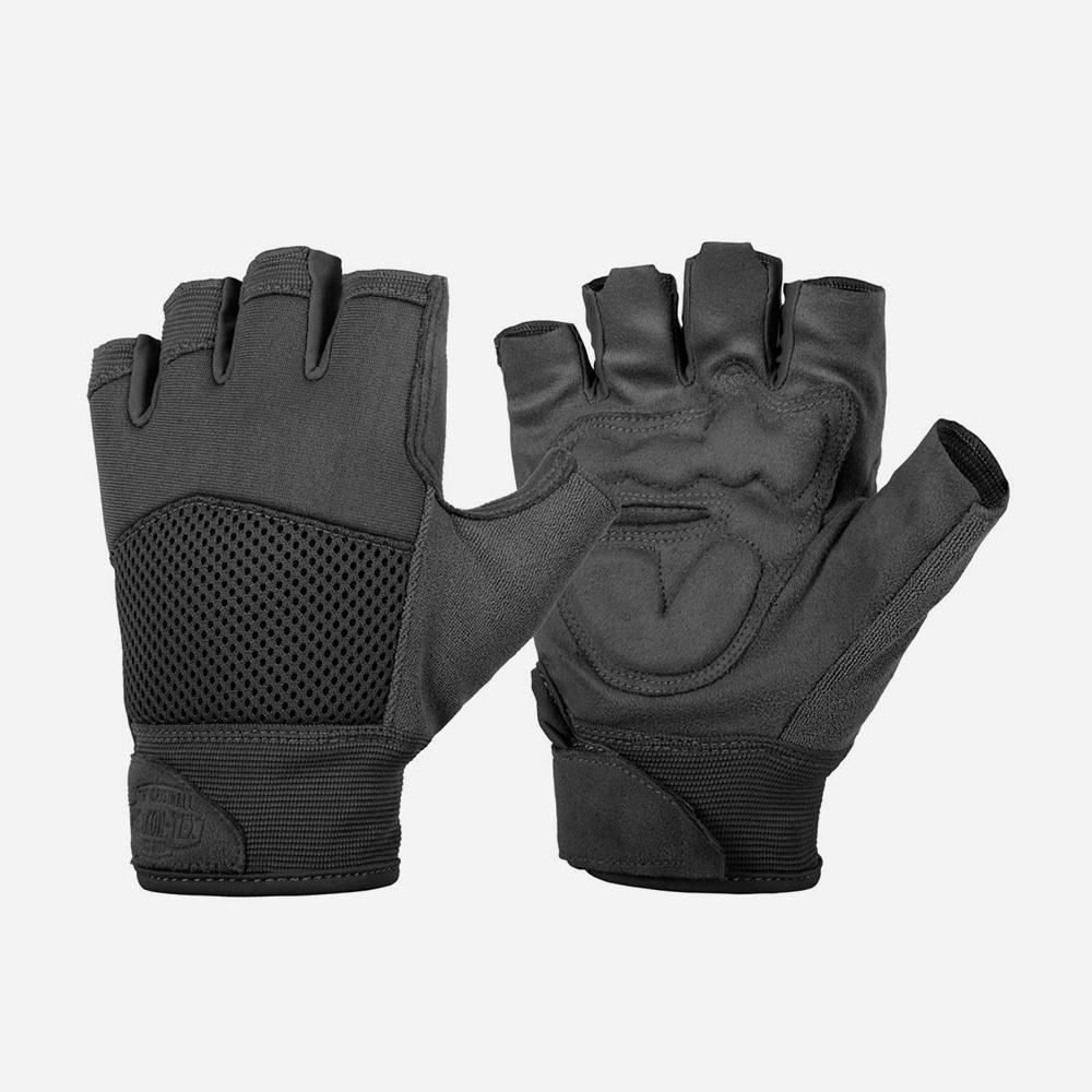 Тактически ръкавици Helikon-Tex HALF FINGER MK2 Black