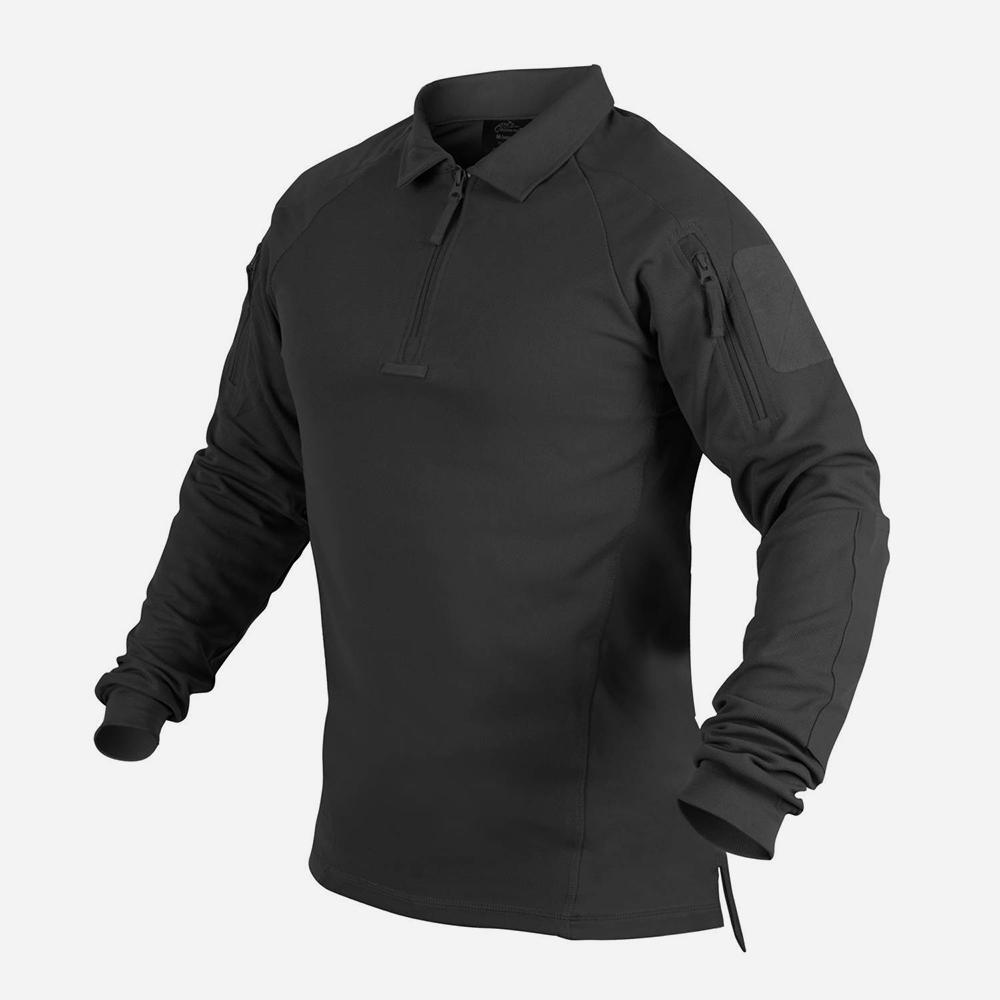 Тактическа риза Helikon-tex Range Polo Shirt Black