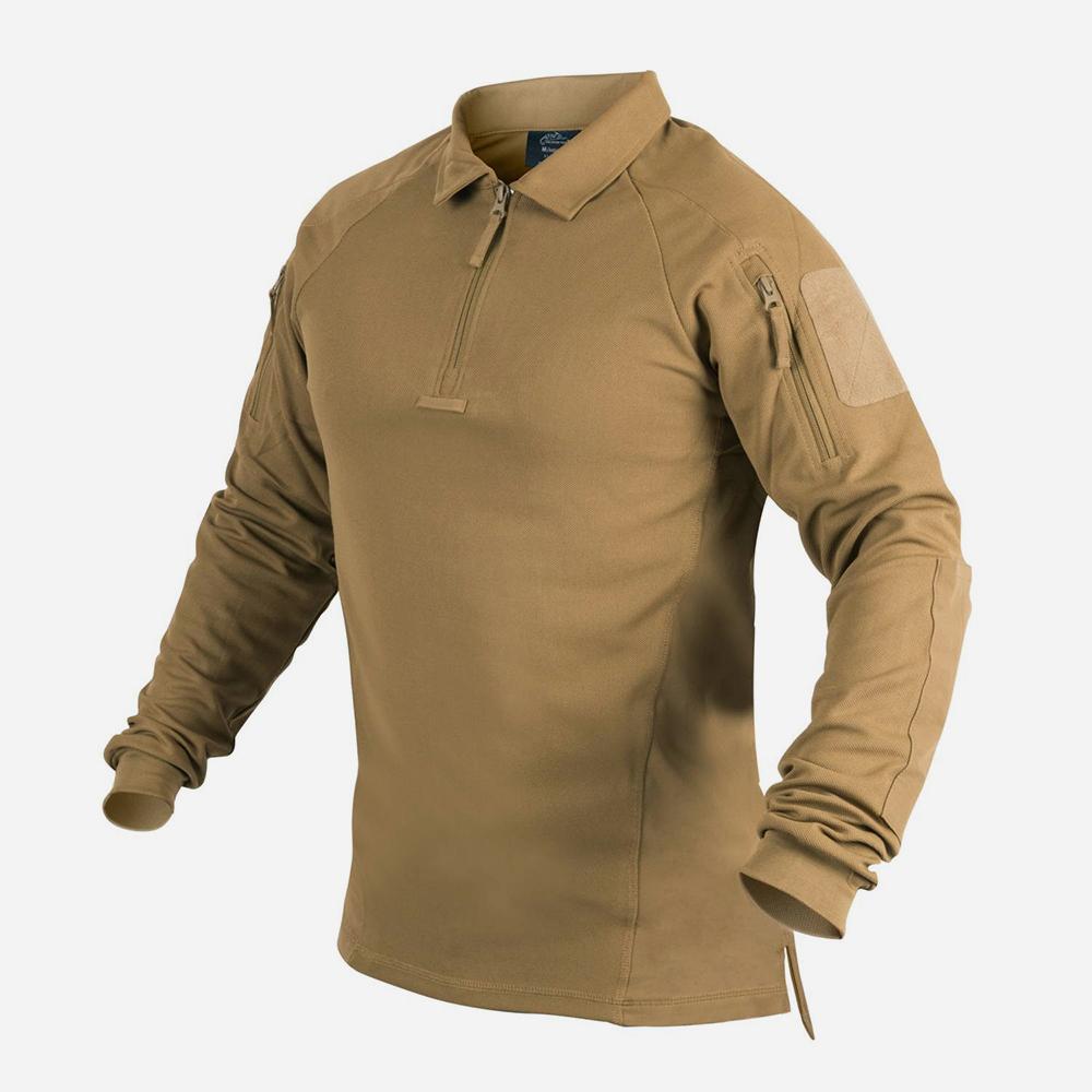 Тактическа риза Helikon-tex Range Polo Shirt Coyote
