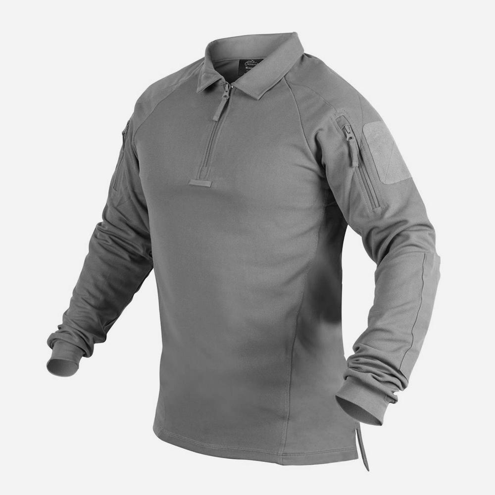 Тактическа риза Helikon-tex Range Polo Shirt Grey