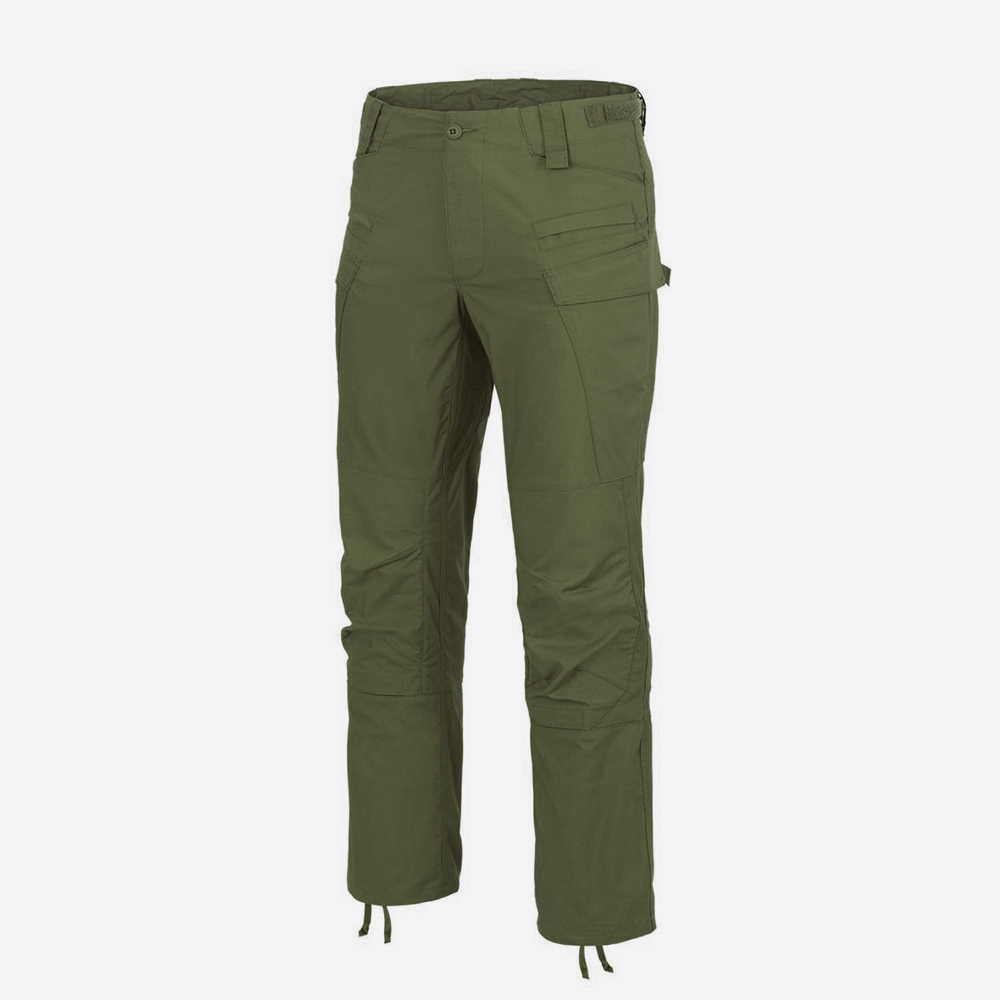 Панталон Helikon-tex SFU NEXT Mk2 – PolyCotton Stretch Ripstop OLIVE GREEN