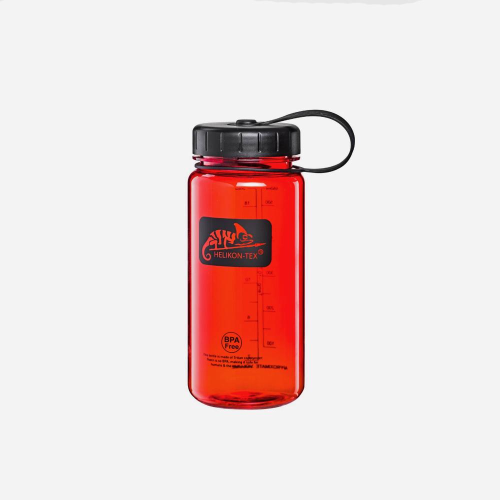 Бутилка за вода Helikon-Tex Tritan® Red/Black (550 ml)