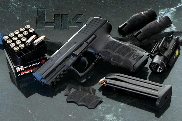 Боен пистолет H&K P30 9 mm