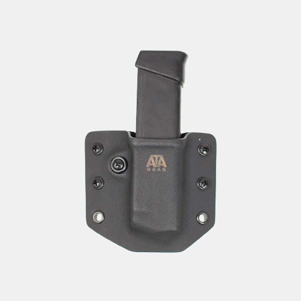 Холдър от кайдекс ATA GEAR Pouch ver.1 за Makarov ПМ / ПМР / ПМ-Т Black