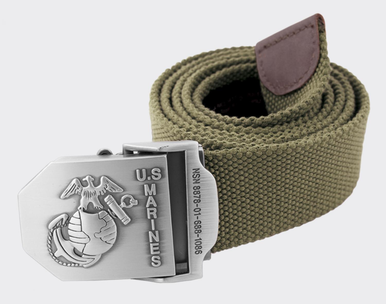 Колан Helikon-tex U.S. Marines – Helikon-Tex USMC Belt Green