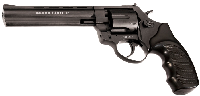 Газов револвер Zoraki R1 6″ цев, 9mm, 6 заряден