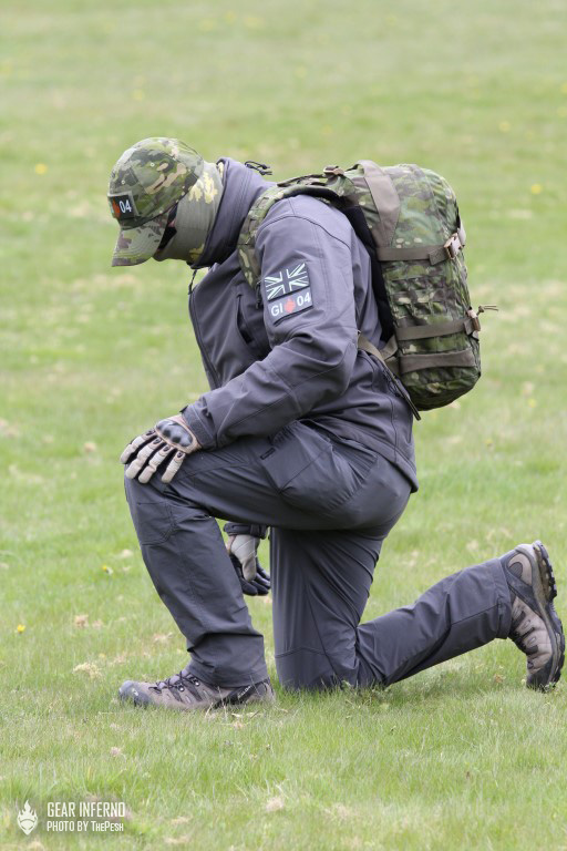 Панталон Helikon-tex OTP Softshell Taiga Green