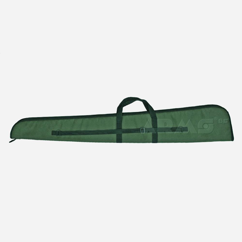 Калъф за ловна пушка – зелен