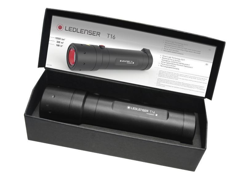 Фенер Led Lenser T16 1000 Лумена