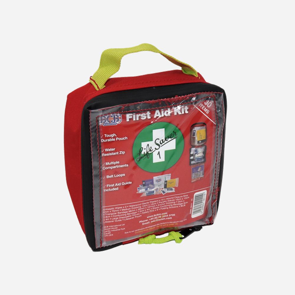Аптечка за първа помощ BCB Lifesaver 1 First Aid Kit