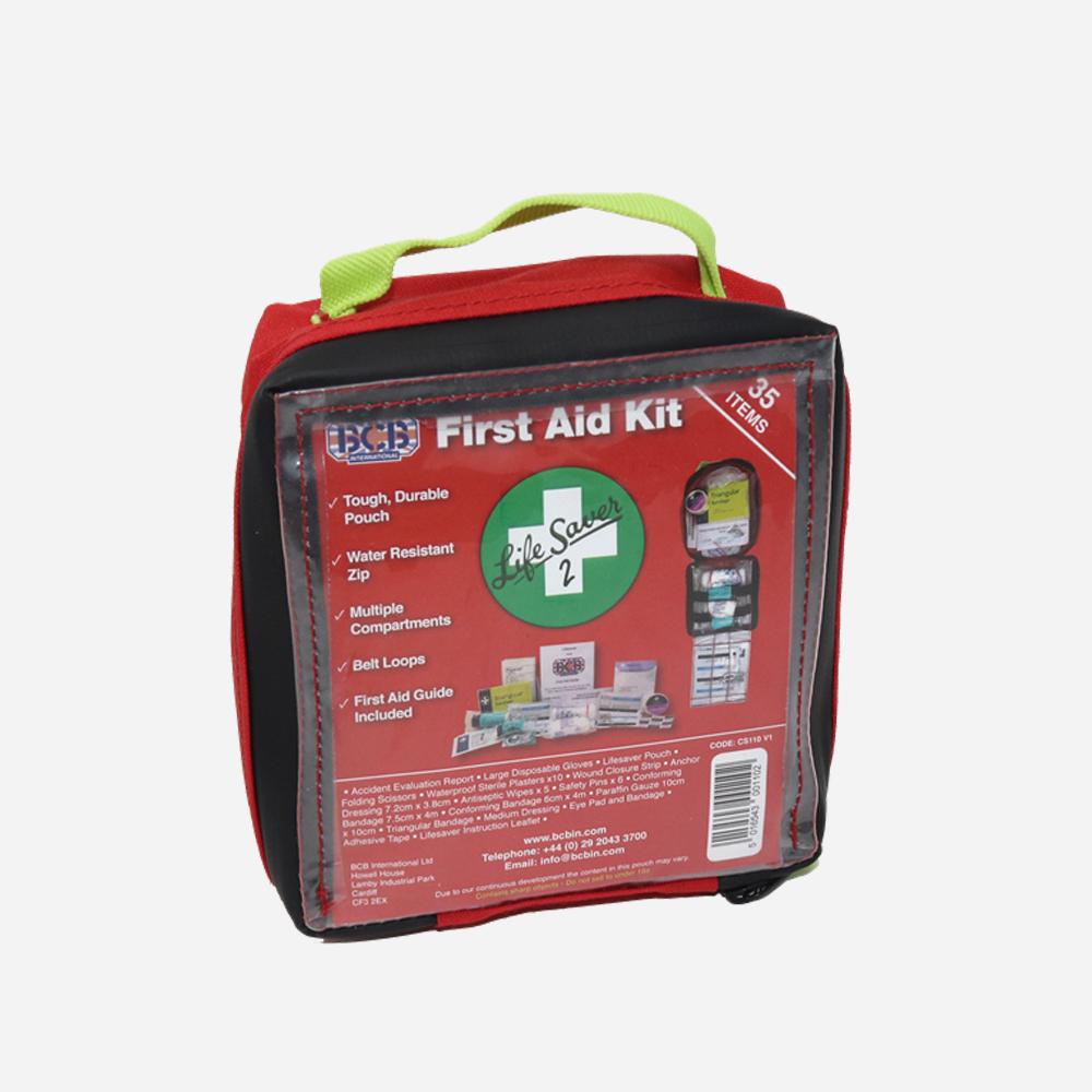 Аптечка за първа помощ BCB Lifesaver 2 First Aid Kit