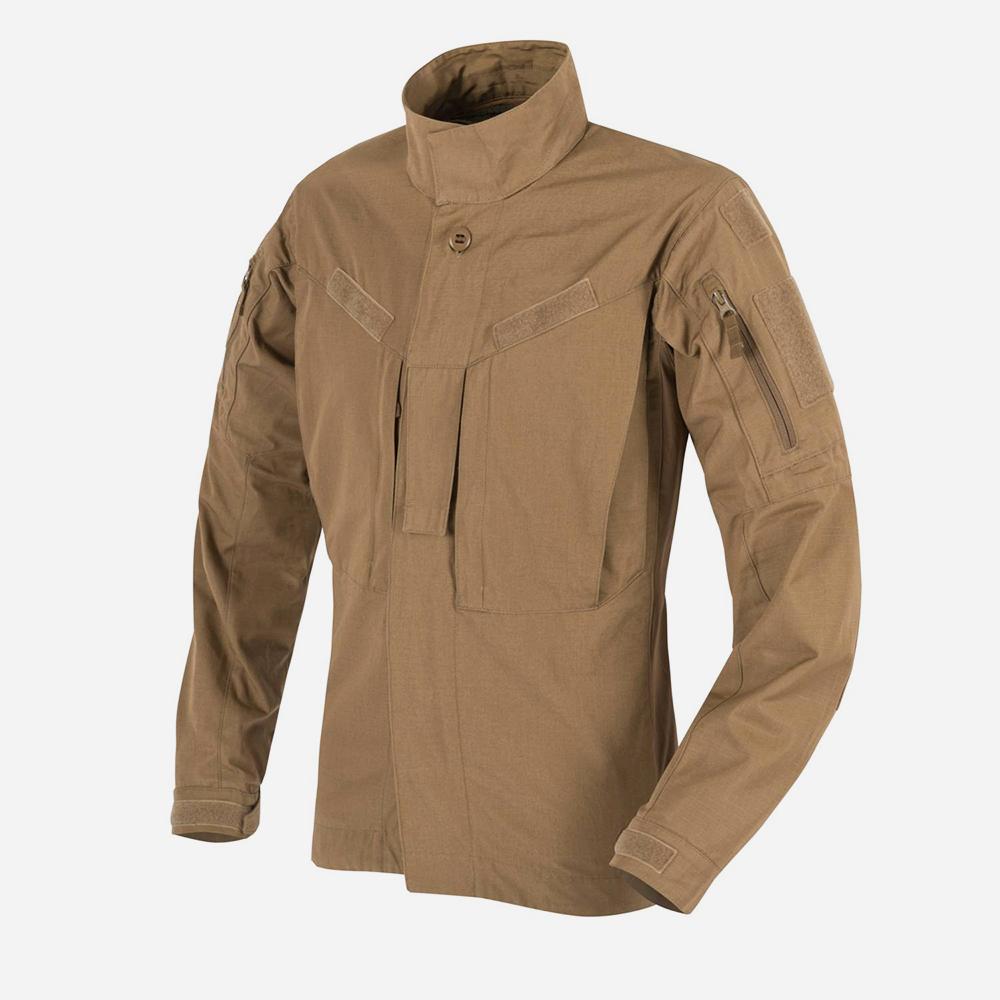 Тактическа риза Helikon-tex MBDU SHIRT® – NYCO RIPSTOP Coyote